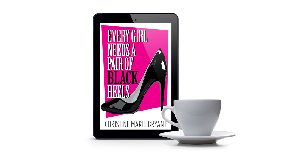 """Black Heels"" ebook cover 